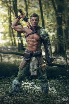 Celtic Warrior by MD-Arts on DeviantArt