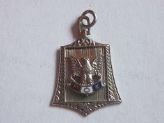 Vintage FOE Fraternal Order of Eagles Fraternal Charm Pendant   eBay