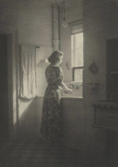Sunday morning, Paul L. Anderson, 1939