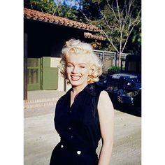 """Marilyn Monroe , 1953  #marilynmonroe #1950"" Photo taken by @rubylipsmonroe on Instagram, pinned via the InstaPin iOS App! http://www.instapinapp.com (09/19/2015)"