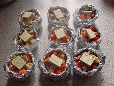 Grilling Recipes Vegetable parcels for the barbecue 10 Carrot Banana Cake, Homemade Carrot Cake, Bbq Steak, Bbq Grill, Barbecue Recipes, Grilling Recipes, Mozarella, Foil Pack Meals, Grill Party