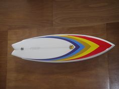 Retro Surfboards from Morning of the Earth Surfboards - 80s thruster