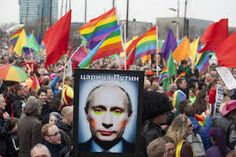 #Russia: against #paedophilia or #homosexuality? Olympics Games in #Sochi seem to become the stage for a showdown between gay movements and #Russian politicians. Read the complete article at http://one-europe.info/post-41