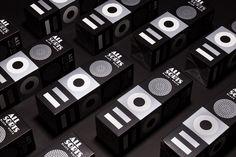 Black & White in Packaging – Allsorts Black & White Edition by Bond, Finland