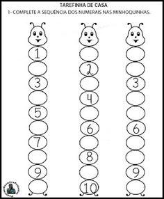 Letter Worksheets For Preschool, English Worksheets For Kids, Free Kindergarten Worksheets, Preschool Writing, Numbers Preschool, Preschool Learning Activities, Math For Kids, Hindi Worksheets, Free Printable