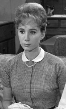 Josie Lloyd -The most negative woman on vintage TV ~ Lydia Crosswaithe from The Andy Griffith Show ! She is hysterically funny in the episode where Goober tried to court her. ! She's described as homely, but I think she's pretty cute !