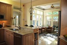 Kitchen Additions With Sunrooms Pictures