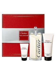 Cartier Declaration Eau De Toilette Gift Set - No Color - Size No Size