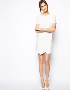 Image 4 of ASOS Clean Shift Dress