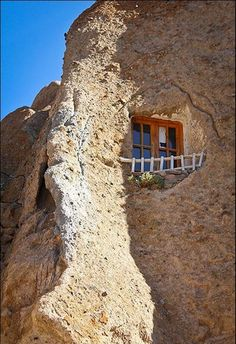 Kandovan village - tabriz - Iran. only Village living reef of the world