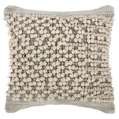 Cushions and Throws - Gabriel Cushion MKII Cream Bedroom Furniture, Rustic Furniture, Contemporary Furniture, Garden Furniture, Furniture Design, Gabriel, Boho Throw Pillows, The Black Keys, Wholesale Furniture
