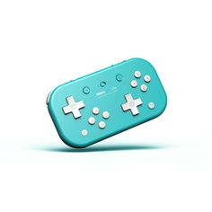 8BitDo Lite ist ein modern aussehender Controller, der dem Switch Lite nachempfunden ist und über zwei D-Pads, Schultertasten und mehr verfügt! Es ist draht Game Controller, Nintendo Wii Controller, Bluetooth, Android, Usb, Panzer, Modern, Tonne, Robot