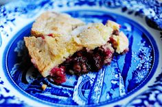 Nantucket Cranberry Pie, Pioneer Woman.