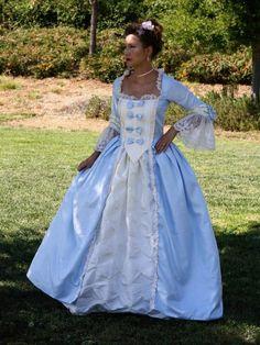 867e8f99ced4 Helena Ashbridge shares her tip for making custom trim for her Marie  Antoinette Costume | WeAllSew