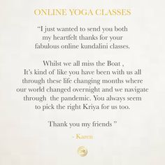 🙏🏽✨ A testimonial from one of our Rebels ✨🙏🏽   Join us for online classes:  Tuesday - 9am BST (Maree)  Thursday - 18.30pm BST (Pete)  Saturday - 10am BST (Maree/Pete)  💖  #yoga #meditation #fitness #yogalife #yogainspiration #love #yogaeverydamnday #yogi #yogapractice #namaste #yogateacher #pilates #yogalove #yogaeveryday #yogaeverywhere #mindfulness #yogagirl #wellness #workout #health #yogachallenge #motivation #asana #yogini #yogapose #yogajourney #yogaposes #fullmoon #kundalini
