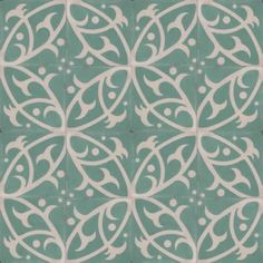 Moroccan Encaustic Cement Pattern 12d | £ 2.15 | Moroccan Cement Tiles | Best…