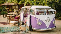 Caravanas vintage para espíritus bohemios / Vintage caravans, bohemian spirit   Bohemian and Chic