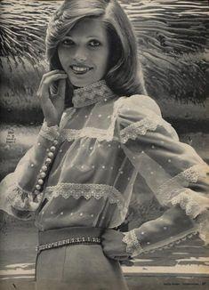 BURDA MODEN 1972 12