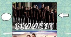 pin it (or repin, whatever)  for Harry Potter, comment for The Hunger Games, and like for Divergent   fangirling univesity   Pinterest   Harry potter, Divergen…