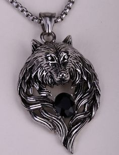 ATTN: This Item will take four weeks for delivery!!!!!!!! 316L Stainless Steel Stainless Steel Corrosion Resistant, Will Not Tarnish Pendant Size 5 cm (2 Inches) Choices of Different Chain Lengths Sna