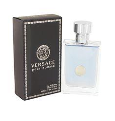 Versace Pour Homme by Versace Eau De Toilette Spray 3.4 oz (Men) #Verscace #discountperfumes #freeshipping #scentsandsensibility