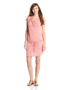Bench Women's Spectacle Dress. #Pink Dress (Sumptuous Finds 4th Collection: Part Two - 3 Items)