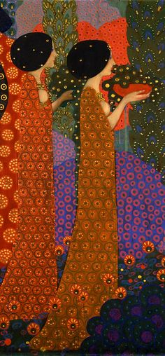 One thousand and one nights - vittorio zecchin