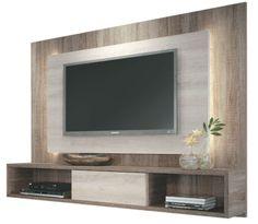 painel suspenso para tv no quarto - Pesquisa Google