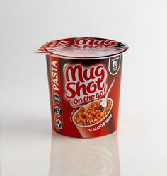 350g Desto Pot- Mug Shot range #packaging #readymeal #food #design #colour #desto