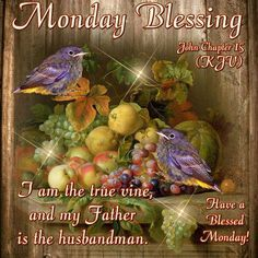 monday blessings images - Google Search