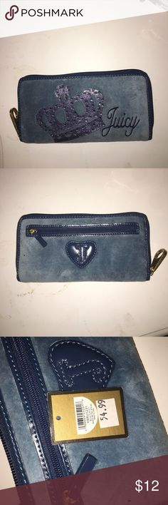 NWT JUICY COUTURE WALLET Never used. New with tags. Juicy Couture Bags Wallets