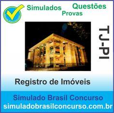 Bom dia Concurseiros, estamos com novos simulados, provas e questões sobre Registro de Imóveis, matéria que cai no concurso do TJ-PI.  Descubra!!! Compartilhe!!! Curta!!!  http://simuladobrasilconcurso.com.br/questoes-de-concursos  Muito Obrigado e Bons Estudos, Simulado Brasil Concurso  #simuladobrasilconcurso, #questoesRegistrodeImoveis, #provasRegistrodeImoveis, #simuladosRegistrodeImoveis