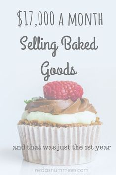 Sick of watching other people pursue their dreams of starting a baking business and making great money. I am tooo! Until August of that is when I decided enough was enough, I have more… Bakery Business Plan, Baking Business, Catering Business, Cake Business, Business Names, Business Planning, Business Ideas, Home Baking, Baking Tips
