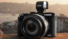 Experience new PowerShot G3 X camera by Canon