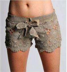 letarte haak shorts