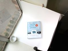 DIY photo studio. Great hints ( and a book resource) to help with your blog or ETSY photography skills and make them look professional.