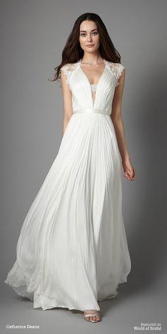 Catherine Deane 2016 Wedding Dress
