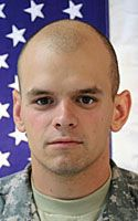 Army SGT Edward W. Forrest Jr., 25, of St. Louis, Missouri. Died April 10, 2009, serving during Operation Iraqi Freedom. Assigned to 1st Battalion, 67th Armor Regiment, 2nd Brigade Combat Team, 4th Infantry Division, Fort Carson, Colorado. Died of injuries sustained when a truck-borne improvised explosive device detonated near his vehicle during combat operations in Mosul, Ninawa Province, Iraq.