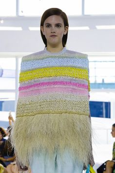 DelPozo Ready To Wear Spring Summer 2016 New York