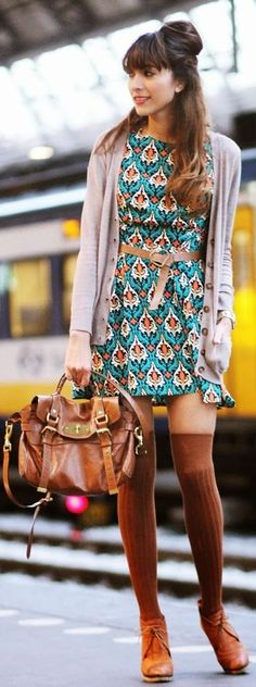 #baroque #dress by Preppy Fashionist