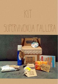 El rincon de Sheila: Kit Supervivencia Fallera