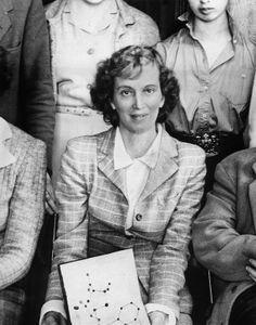 Professor Dorothy Hodgkin, c.1940s © National Media Museum / SSPL
