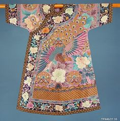 Woman's Informal Ceremonial or Birthday Coat  China, late 19th-early 20th century  The Metropolitan Museum of Art