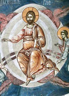 Tempera, Life Of Christ, Jesus Christ, Mural Painting, Painting On Wood, Fresco, Russian Icons, Sacred Art, Christian Art