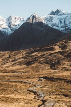 Fairy Pools in Scotland - Read more about our trip from Glencoe to Isle of Skye!  Travel & Photography | All the places you will go