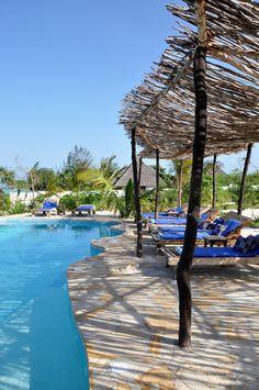 Zanzibari boutique resort on Nungwi Beach on the north coast of the island of Zanzibar, Tanzania