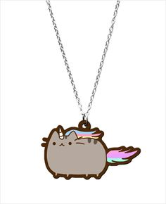AUGH I am so bummed that this is sold out! I <3 Pusheen the kitty. The Pusheenicorn makes me laugh and laugh!! =^..^=