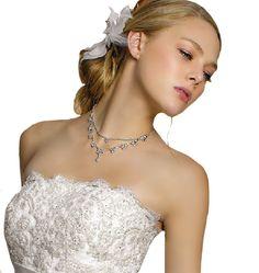 Brautschmuck zur Hochzeit