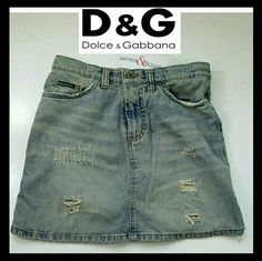 Brand New DOLCE & GABBANA SKIRT Brand new with tags 28 waist  14.5 length Dolce & Gabbana Skirts