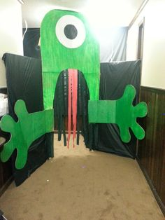 Alien at our Blast Off VBS! The kids loved it!